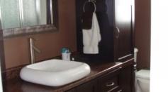 Wood Bathroom Cabinets