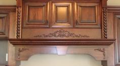 Custom Cabinet Details