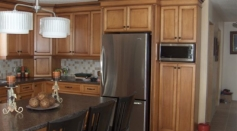 Traditional Wood Cabinets