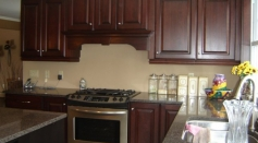 Kitchen Wood Cabinets