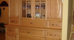 Traditional Wood Cabinetry